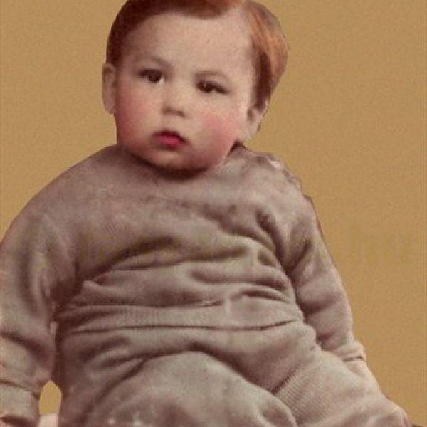 Gyermekkor